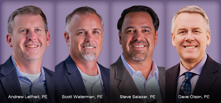 Four Elected Officers to Further Wilson & Company Growth and Client Relationships