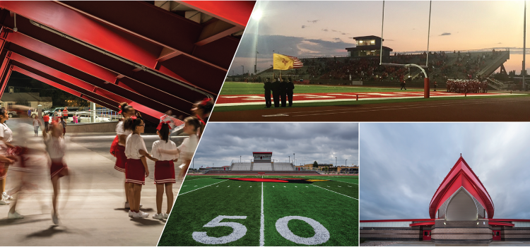 Introducing the ENR Southwest Region Sports/Entertainment Category Winner