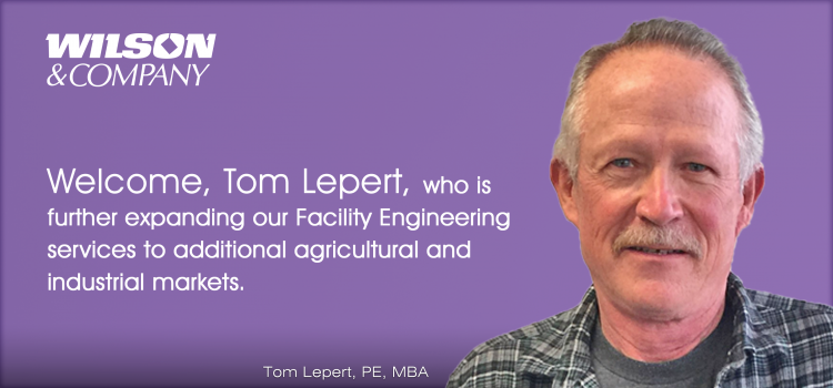 Tom Lepert brings 35 years of experience to lead growth opportunities